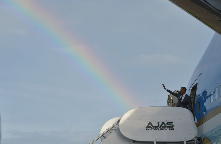Crédit photo : Maison Blanche